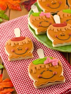 How to Make Caramel Apple Cookies by Semi Sweet Design