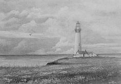 How to Draw a Lighthouse — Online Art Lessons