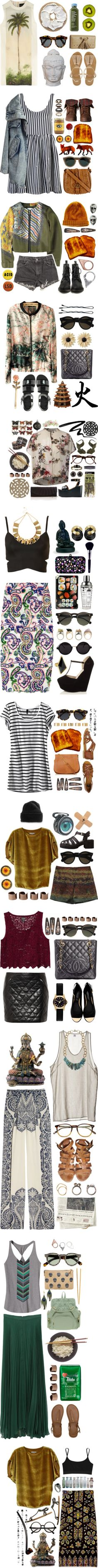 """In the last time"" by oppilifera ❤ liked on Polyvore"
