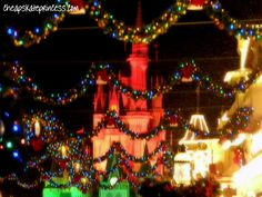 Updated for 2016! It seems that summer and early fall are often the time people start planning those colder weather vacations. Lots of people want to visit Disney World during the Christmas holiday…