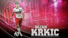 Krkic Perez Bojan AC Milan Wallpaper