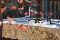 Outdoorküche Garten Verleih : Gartenküchen outdoorküchen aussenküchen hauser naturstein
