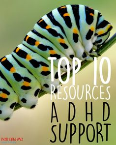 Top 10 Resources for ADHD Support