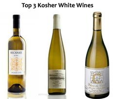 Top 3 Kosher White Wines for Rosh Hashanah & Jewish Holidays from Skyview Wines & Spirits. Click image for promo code to get extra savings!