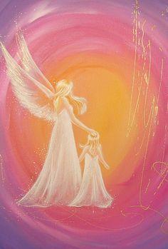 Limited angel art photo always at your side door HenriettesART, €10.00.................................lbxxx.