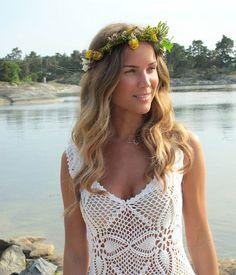 6 Amazing Crochet Wedding Dresses   Beautiful Crochet Stuff