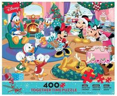 Minnie Mouse Cookie Kitchen Together Time Puzzle Christmas Puzzle, Christmas Ideas, Christmas Crafts, Christmas Decorations, Christmas Tree, Holiday Decor, Minnie Mouse Cookies, Christmas Printables, Diy And Crafts