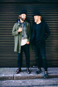 Par + Rich - Neuw Denim founders | Mens street style | Xssat Street Fashion