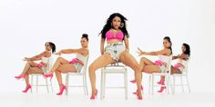 Nicki Minaj Drops Her Anaconda Music Video, No Snakes Were Harmed During Filming -Cosmopolitan.com