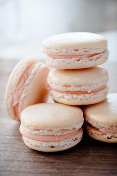 Prepara Macarons tan deliciosos como estos con el Preparado para Macarons de Madame Loulou - El Dulce de Pau  #madameloulou #macarons #preparadomacarons #mezclamacarons
