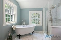 Top 16 Benjamin Moore Paint Colors Yarmouth blue is one of the best light blues…