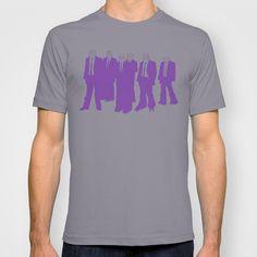 Reservoir Decepticons T-shirt by OrangeHalo