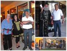 The Floor Store participating in the Trick-or-Treating event at Thornebrook Village. HAPPY HALLOWEEN!