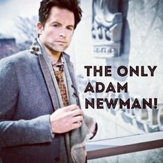 Michael Muhney is the only Adam Newman!