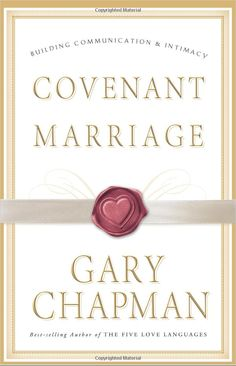 Covenant Marriage: Building Communication and Intimacy    The Covenant Marriage program encourages Christians to exercise the promises and expectations of God's covenant love in marriage. Practicing Covenant Marriage means couples must offer each other steadfast loyalty, forgiveness, empathy, and commitment to resolving conflict so as to encourage each other in spiritual growth.