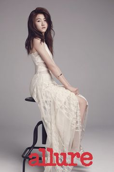 Kim Sae Ron Shares Allure's July Pages With Ha Ji Won | Couch Kimchi