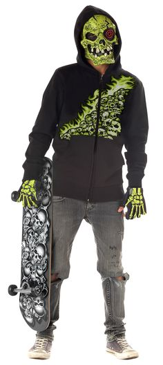 boys costume - Halloween Scary Costumes For Boys