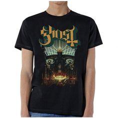 >> Click to Buy << Ghost Meliora T-Shirt Short Sleeve O-Neck Streetwear Tees Hip Hop Tops Print Tops Tee Shirt hip hop #Affiliate