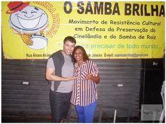 """REVISTA SAMBA CONEXÃO NEWS - Curta nossa página:www.facebook.com/conexaosambar/…SITE: revistasambaconexao.clikrcs.com.br\ Roda de samba: """"O Samba Brilha"""".  Camarote da Mangueira, companhia de pessoas ilustres."""