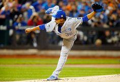 2016 MLB Player Profile: Edinson Volquez - Ray Flowers