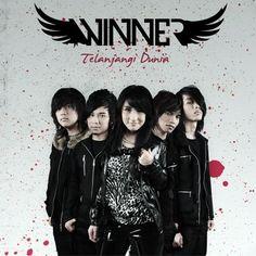 "first album from WINNER "" Telanjangi Dunia ""    http://www.blibli.com/winner-telanjangi-dunia/103981/ptw-11178//logo/p4"