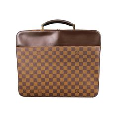 LOUIS VUITTON Damier Briefcase