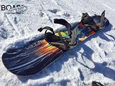 Get on Board!: Snowboards und Bindungen im Test bei Get on Board