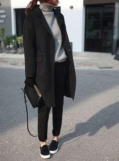 Fashion Attacks Pinterest turtle neck inspiration