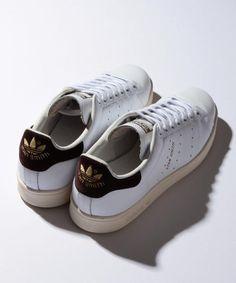 Adidas Originals' nuevo Stan Smith horween cuero Pack zapatos que propio