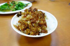 まずは魯肉飯やっぱり本場の魯肉飯はめっちゃ美味い瞬殺でした #meallog #food #foodporn #tw