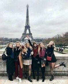 New travel friends paris Ideas, , My Style - My Favorite, Paris Pictures, Travel Pictures, Tour Eiffel, New Travel, Paris Travel, Hotel Des Invalides, Gal Pal, Oui Oui, Best Friend Goals