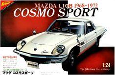 マツダ コスモ スポーツ(1968年) MAZDA COSMO SPORT