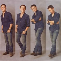 He's super-duper HOT!!!!!!! Check out some SCOTTY MCCREERY items for sale at: http://scottymccreerycorner.weebly.com