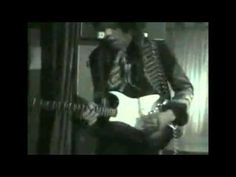 The Jimi Hendrix Experience - Purple Haze (Music Video)