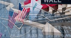US Stocks Closed Down Almost 100 Points