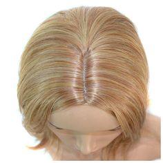 Wig Hair Cap Central Parting Short - Default Title