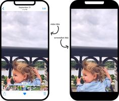 Take Awesome Photos With Your Phone + My Favorite Editing Apps // via Yellow Brick Home Editing Apps, Photo Editing, Instagram Feed, Instagram Story, Thanks For The Tip, Go To Settings, Rule Of Thirds, Light Year, Depth Of Field