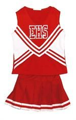 High School Musical Costumes. Whoa. Just got an idea for what I can turn my old cheerleading uniform into!!! I always liked East High better, anyway.