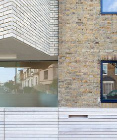 Minimalistisch und großzügig: Wohnhauserweiterung in London-DETAIL.de