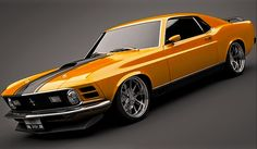All About Your Favorite American Muscle Cars