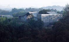 Wang Shu résidence au Sifang Park