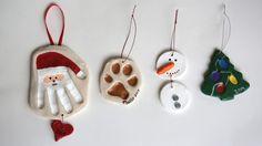 Get creative with salt dough ornaments