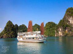 Halong Legacy Cruise 3 Days 2 Nights