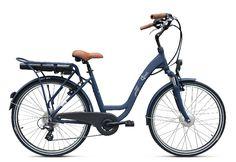 O2FEEL VOG 1300 € chez NEWTEON  Un vélo électrique urbain premier prix sans rogner sur le confort et l'esthétique : c'est le pari réussi de ce nouveau VOG, dernier né de la gamme O2FEEL.   Comme ses grands frères (VALDO et SELVE) le VOG est doté d'un capteur de pédalage : l'assistance est dynamique mais souple. La batterie à cellules SAMSUNG 36V/9Ah développe jusqu'à 60 km d'autonomie (jusqu'à 90km avec option 36V/12Ah). Amovible, elle est fixée sous le porte-bagages et se charge facilement.