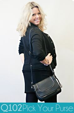 Carlos by Carlos Santana - Shoulder Bag. Go to wkrq.com to find out how to play Q102's Pick Your Purse!