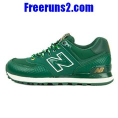 9cc4abab6f9a New Balance ML574 Year of Snake 2013 vert en or Chaussures Hommes New  Balance 574 Womens