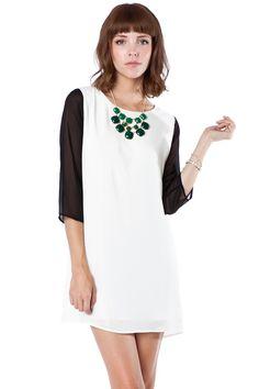 ShopSosie Style : Piana Shift Dress