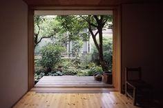 Y-house|Y邸 縁側 永田昌民