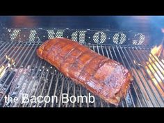 COOK WITH ME - The Bacon Bomb - It is all about BBQ and Cooking