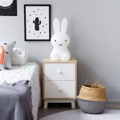 lámpara miffy de kenay home